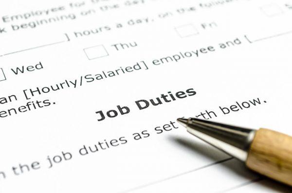 Recruitment Ready Job Description writing service
